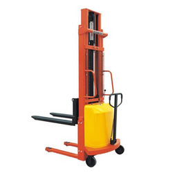 EMS Semi Electric Stacker