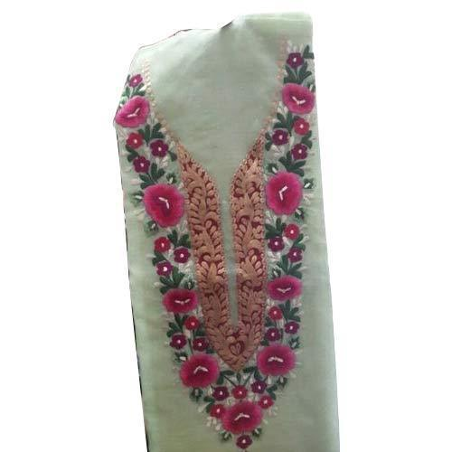 Hand Embroidery Designs Suits At Rs 800 Piece Embroidered Women