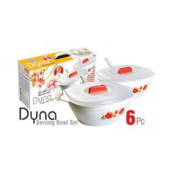 Dyna 6 pc Serving Bowls Set
