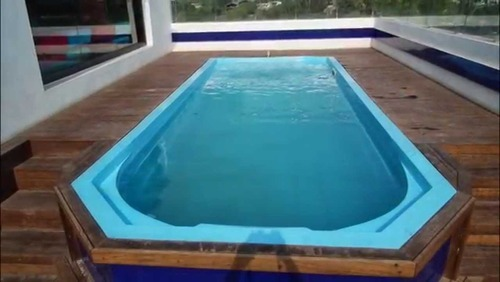Readymade Swimming Pool