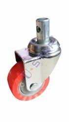 Heavy Duty Single Wheel Piller Caster