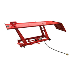 Motor Cycle Lift Table