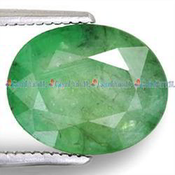 3.95 Carats Colombian Emerald