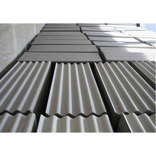 Cement Roofing Sheets At Rs 430 Piece सीमेंट रूफिंग