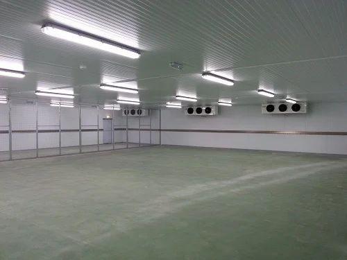 Custom Size Cold Storage Room Air Cooled 230v 440v Rs