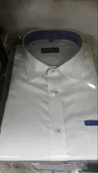 Men Formal White Khadi Shirts