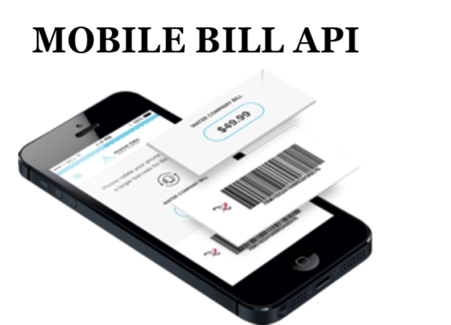 Mobile Bill Payment API, Mobile Payment Gateway