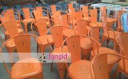 Jangid Art & Crafts Industrial Iron Chair