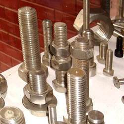 Stainless Steel Hex Bolts