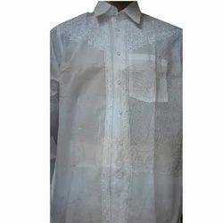 Men Chikan Shirt