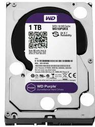 WD 1TB Purple Hard Disk(WD10PURX)