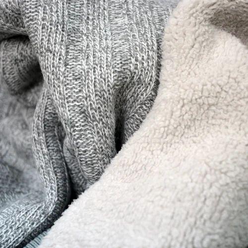 Warehouse units harsh woolen fabrics