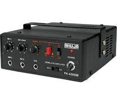 DJ and PA Amplifier | Sagar Electronics | Wholesaler in Sarafa Bazar