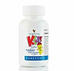 Vitamin B Forever Kids Supplements, for Growth, 2 Tablet