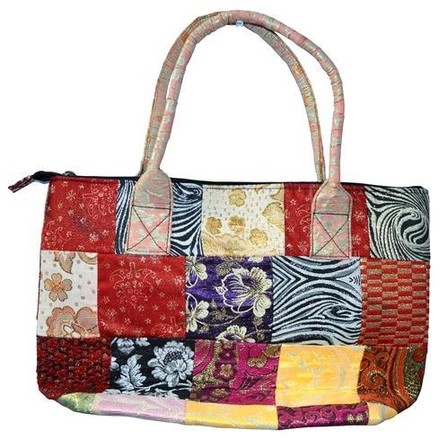 7616548d2c3f Designer Hand Bags - Woman Handbags Exporter from Jaipur
