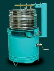 Peanut & Food Grain Roasting Machine