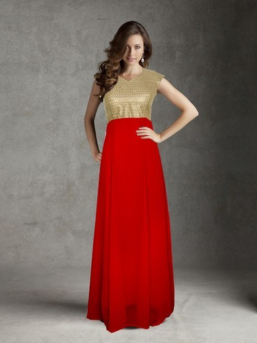 c63b8b6a1ea Casual And Party Wear Western And Ethnic Exclusive Designer Gowns ...