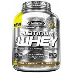 Muscletech Essential Series Platinum Whey
