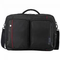 VIP Pentagon Laptop 3Way Carry Briefcase 43 Black