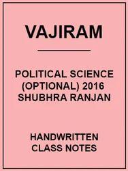 Vajiram Political Science Book