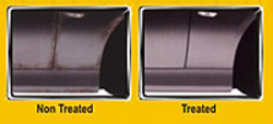 Anti Rust Treatment  Protection
