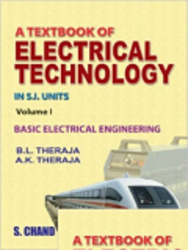 Textbook Of Electrical Technology Book