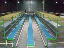 Image 02 Free Roller Chain Conveyor