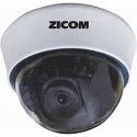 Zicom 600tvl Fixed Dome Camera Osd
