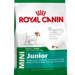 Dog Food - Royal Canin Mini Junior Dog Food Ecommerce Shop