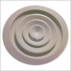 Alfa 6 Inch Return Air Round Modular Ceiling Diffuser