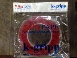 K Gripp Shb Acrylic Transparent Glasstape