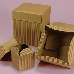 Craft Corrugated Boxes