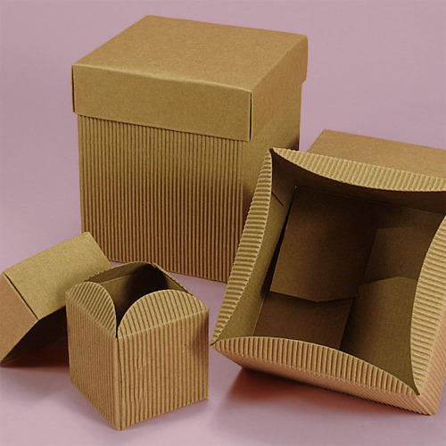 Craft Corrugated Boxes, for Apparel