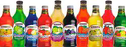 Manama Fruit Syrups And Crushes, Packaging Type: Bottle