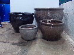 Glazed Ceramic Pottery