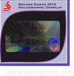 Secure Earth Holographic Overlay