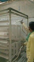 Metal Powder Coating Job Work