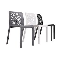 Jayanth Enterprises Plastic Restaurant Chair