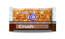 Peanut Crush Chikki 50g Pkg