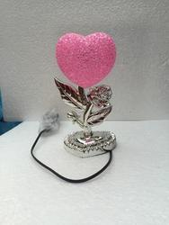 Heart Showpiece with Light