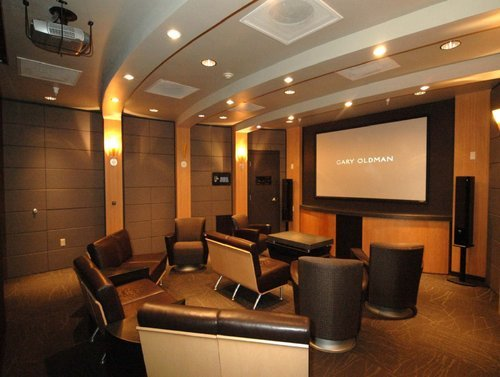 Home Theater Solution (4k Projection, 7.1 Audio, Acoustics) in ...
