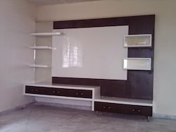 Living Room Lcd Tv Wall Unit