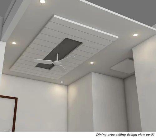 False Ceilings Contractors & Gypsum Board False Ceiling