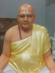 Marble Swamiji Statue