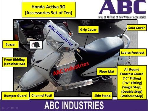Side By Accessories Honda Best Accessories 2017