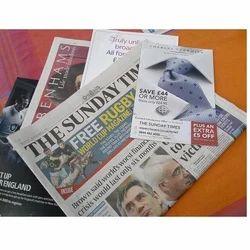 Newspaper Inserts Printing Service