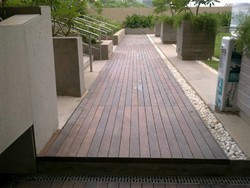 Wood Deck In Bengaluru Karnataka Wood Deck Wood Deck