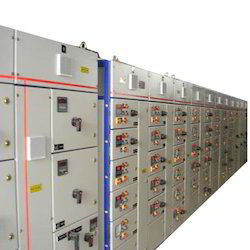 1000 Hp Three Phase Power Control Center, IP Rating: IP65, for PLC Automation
