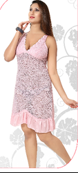 Ladies Cotton Night Wear