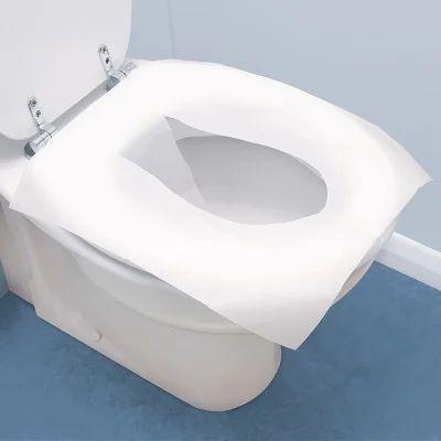Disposable Toilet Seat Cover डिस्पोजेबल टॉयलेट सीट कवर At